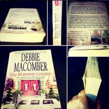 Superstar Universe, LLC Mira Books Harlequin Paperback Book Manning Grooms by Debbie Macomber