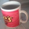 Superstar Universe, LLC Giant Reese's Milk Chocolate Peanut Butter Cups Mug