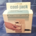 Superstar Universe, LLC Vintage Cool-Jack Plug-in Thermostat Unit WITH FREE SHIPPING
