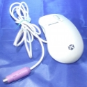 Superstar Universe, LLC Vintage Wired Mouse PS2 Microsoft Intellimouse WITH FREE SHIPPING